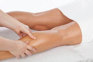 Foot and legs massage