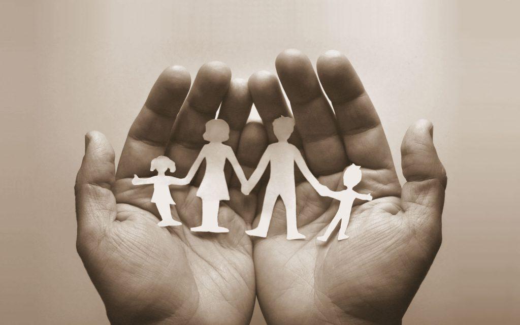 harmonie couple famille