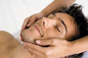Massage  Homme Visage